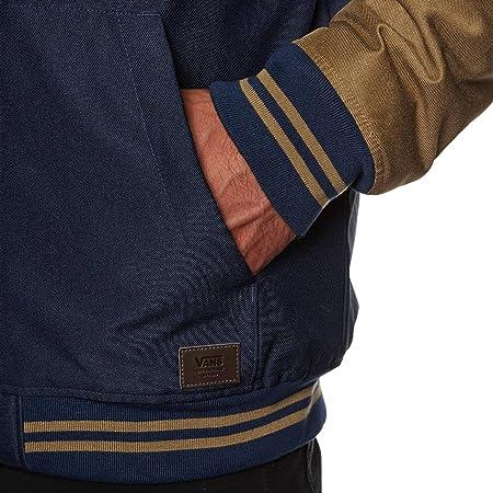 Vans Fieldbrook MTE Jacket -Fall 2018- Dress Blues/Dirt: Amazon.es: Electrónica