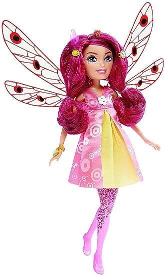 Mattel Mia And Me Dlb56 Modepuppen Party Kleid Mia Amazon De