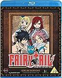 Fairy Tail Collection One (Episodes 1-24) Blu-Ray [Edizione: Regno Unito] [Import anglais]