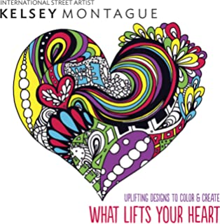 What Lifts Your Heart Uplifting Designs To Color Create