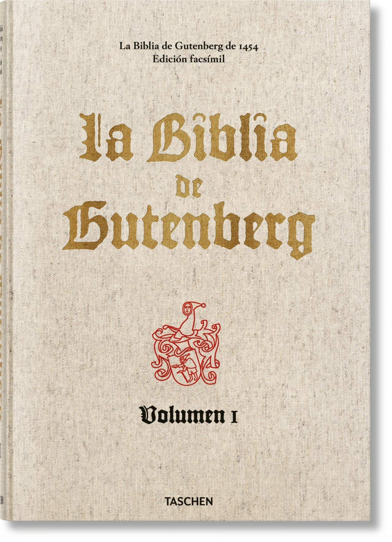 The Gutenberg Bible of 1454