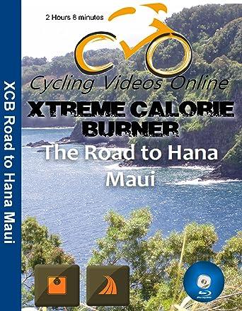 Amazon Com Extreme Calorie Burner The Road Hana Maui Virtual