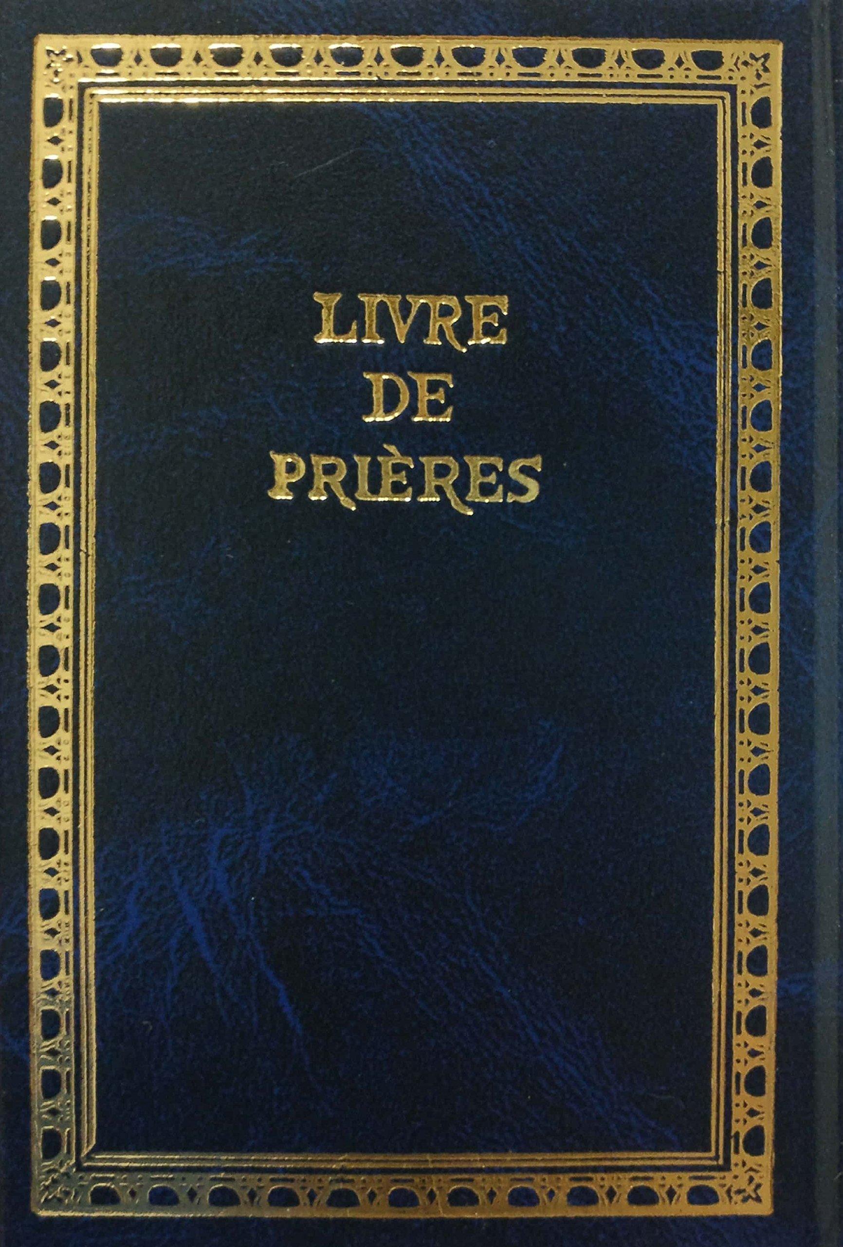 Livre De Prieres Siddur Avodat Israel With French Hebrew