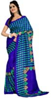 Samskruti Sarees Saree (Spas-52_Blue)