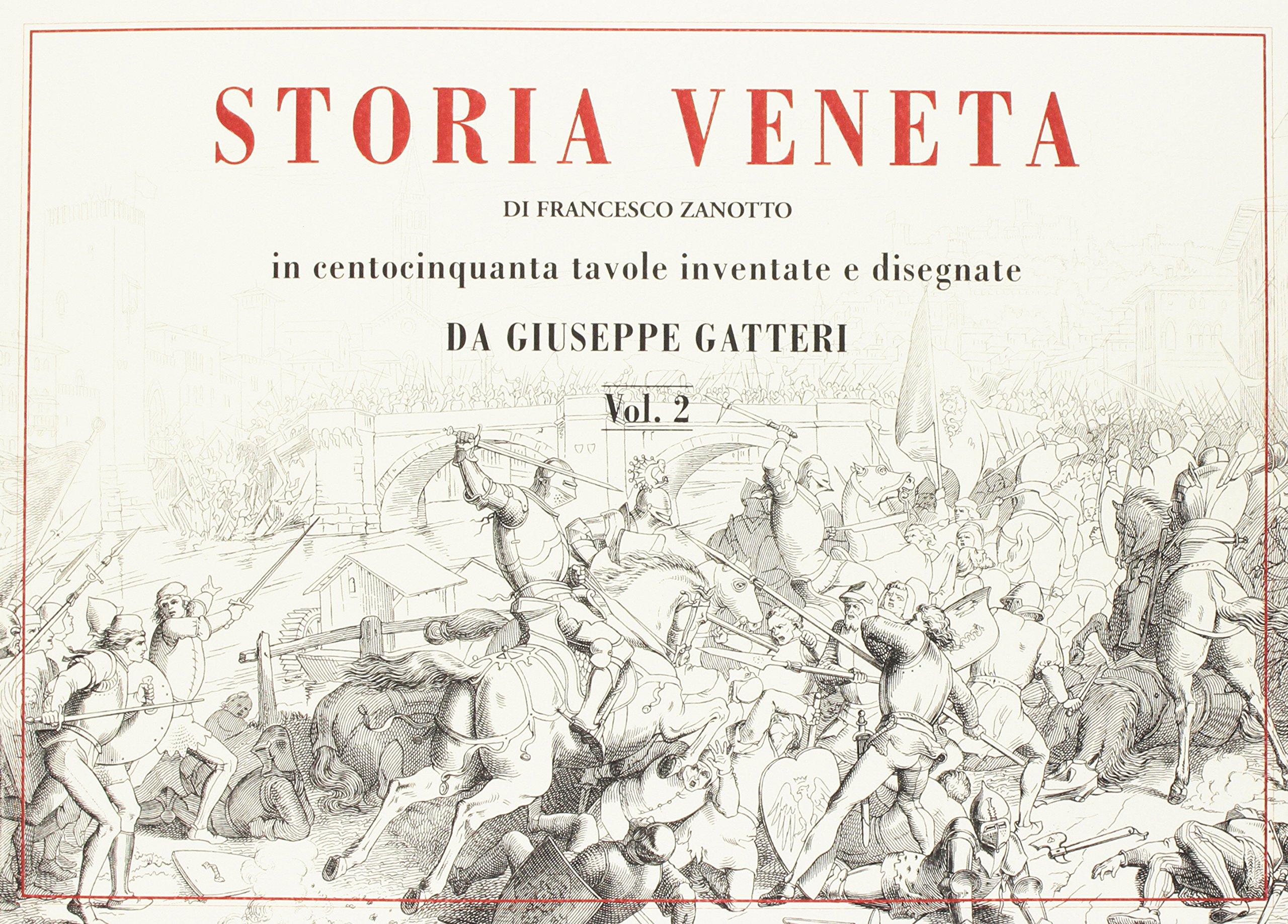 Stroia veneta Zanotto-Gatteri vol. 2