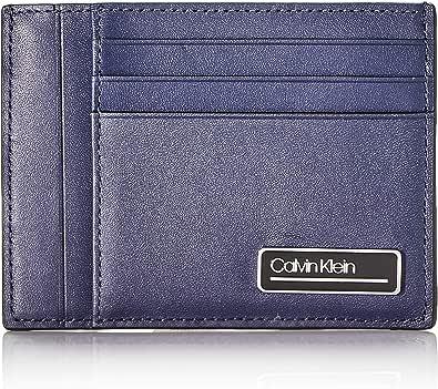 Calvin Klein - Primary L ID Cardholder, Carteras Hombre