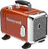 Honeywell HZ-510 Termoventilatore Mini, Robusto, 1800 W, Rosso