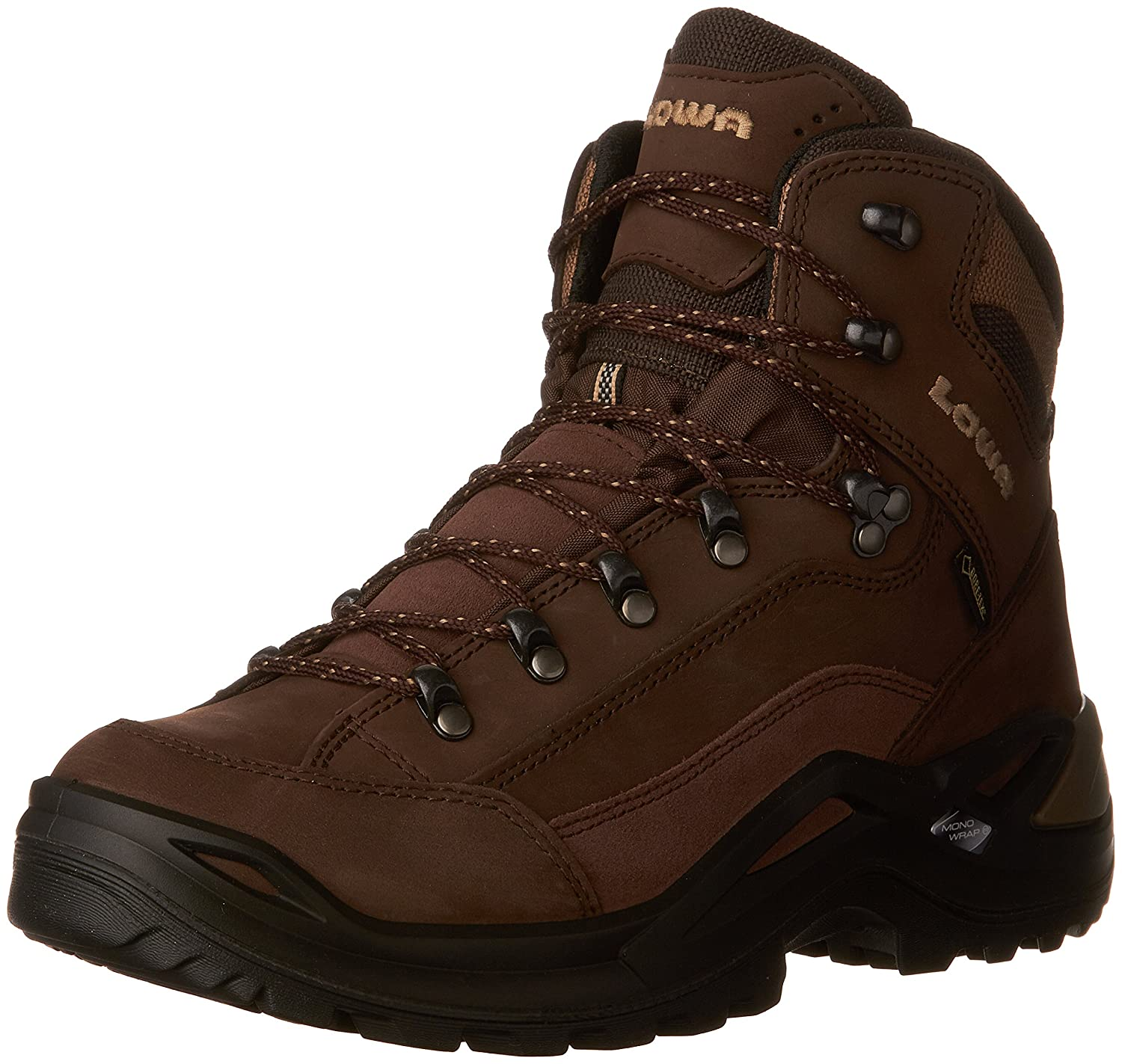 Lowa Renegade GTX Mid WS Espresso/Berry41 EU|Brown