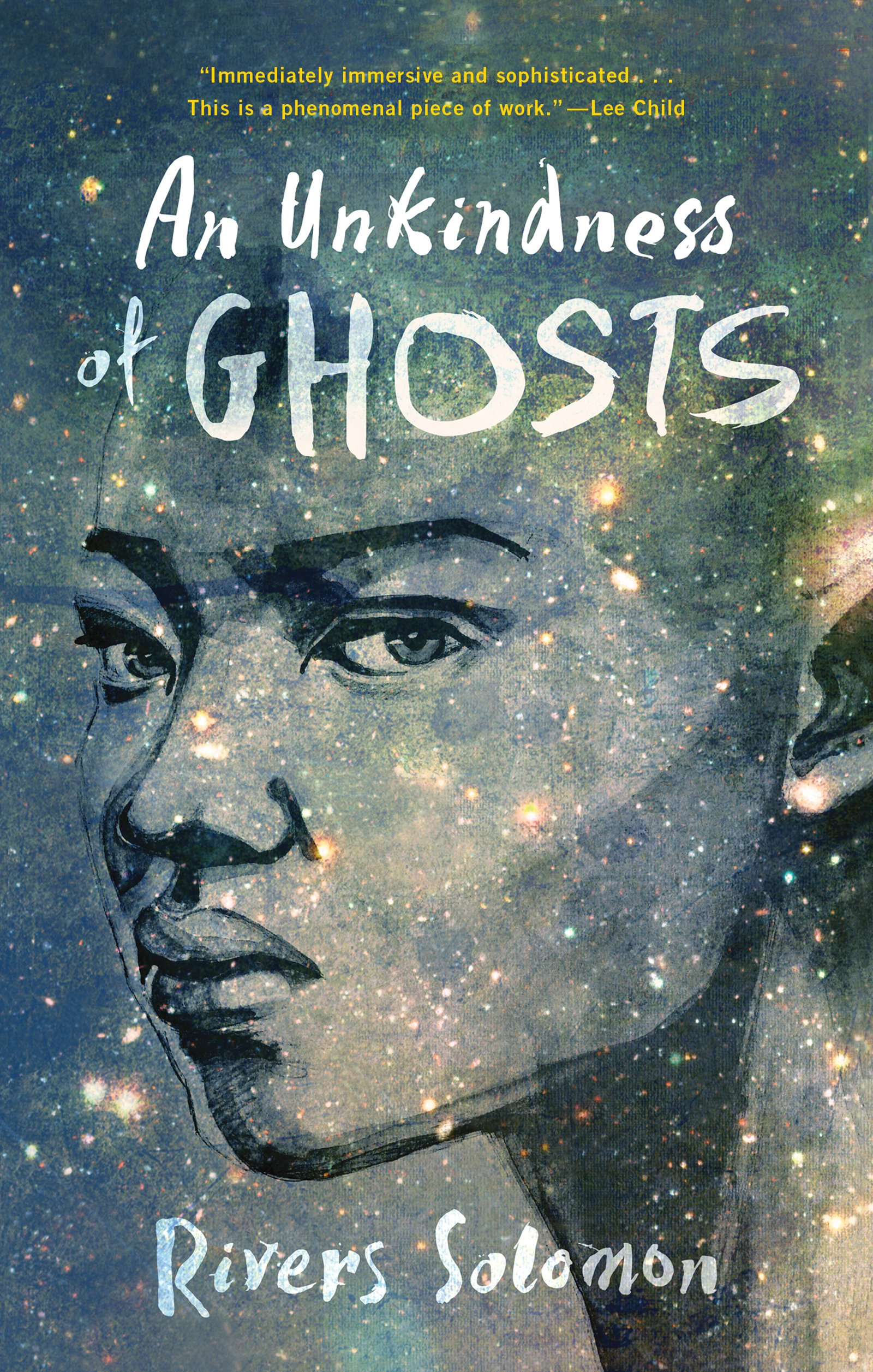 Image result for an unkindness of ghosts cover