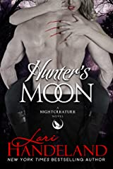 Hunter's Moon: A Sexy Shifter Paranormal Romance Series (The Nightcreature Novels Book 2) Kindle Edition