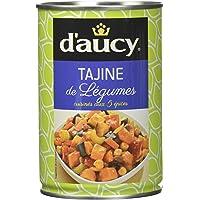 d'aucy Tajine de Légumes 375 g