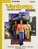 Ventures Basic Teacher's Edition with Assessment Audio CD/CD-ROM