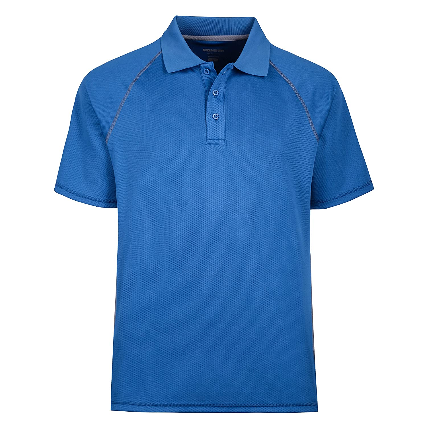 Amazon Tiheen Mens Big And Tall Short Sleeve Moisture Wicking