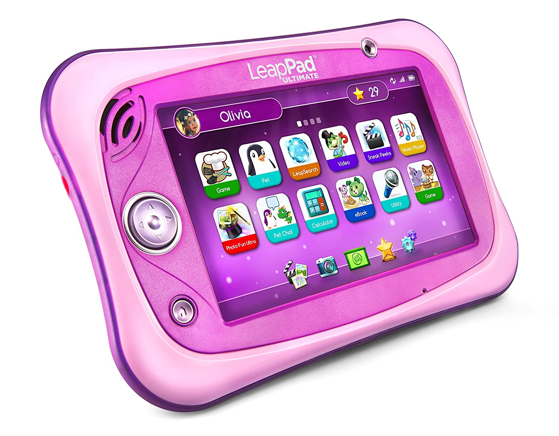 LeapFrog Juguete, Modelo 602003 Tableta de Aprendizaje