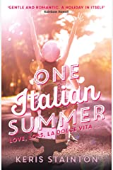 One Italian Summer: 'Gentle and romantic. A holiday in itself' Rainbow Rowell Paperback