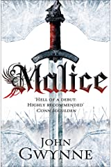 Malice: Book One of the Faithful and the Fallen (The Faithful and The Fallen Series 1) Kindle Edition