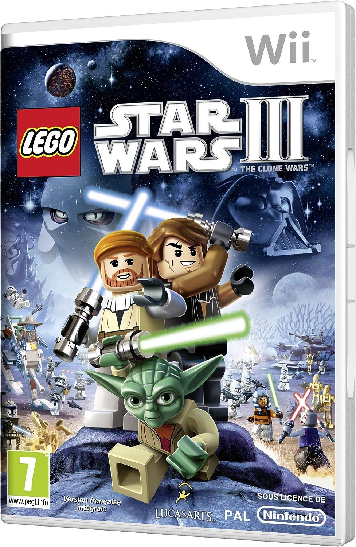 Lego Star Wars III: The Clone Wars [Importación Francesa]: Amazon.es: Videojuegos