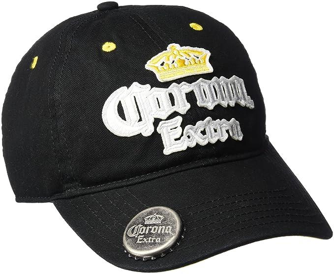 c9b917cf033 Corona Men s Curve Adjustable Baseball Cap