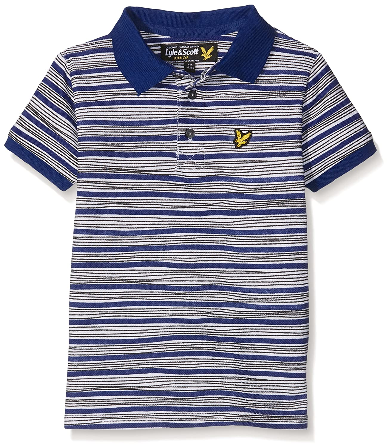 Lyle & Scott Hand Drawn, Polo Bambino