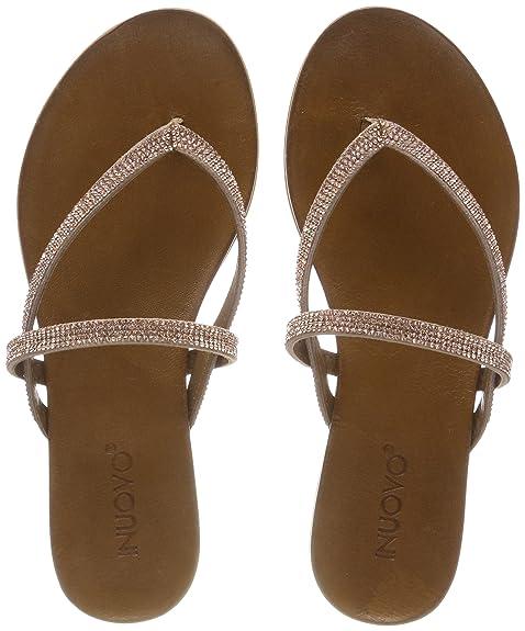 8427 Amazon Para Zapatos es Complementos Y Chanclas Inuovo Mujer IUEwyfdIq