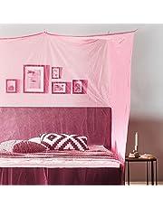 Lumaland moustiquaire filet anti-moustique, forme en caisson 220x200x210 intérieur et extérieur, couleurs différentes