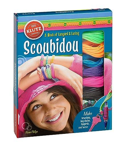 8d947ed094a9 Klutz Scoubidou Craft Kit