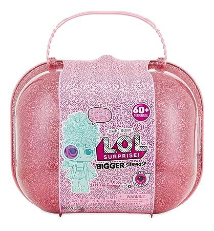 637e62364781 Amazon.com  L.O.L. Surprise! Bigger Surprise with 60+ Surprises ...