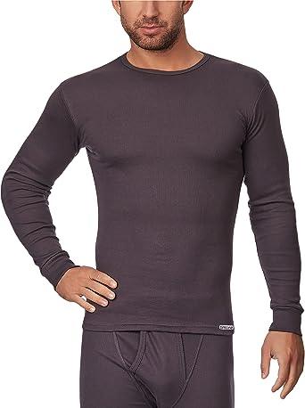 Timone Camisetas Mangas Largas Ropa Térmica Hombre