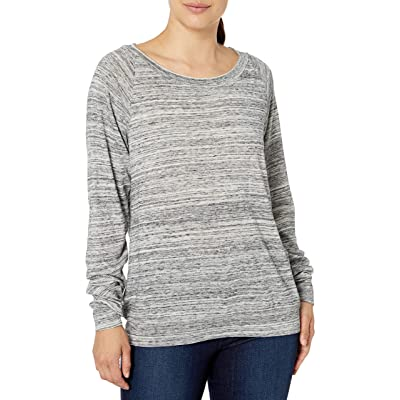 Alternative Women's Slub Slouchy Pullover Top at Amazon Women's Clothing store