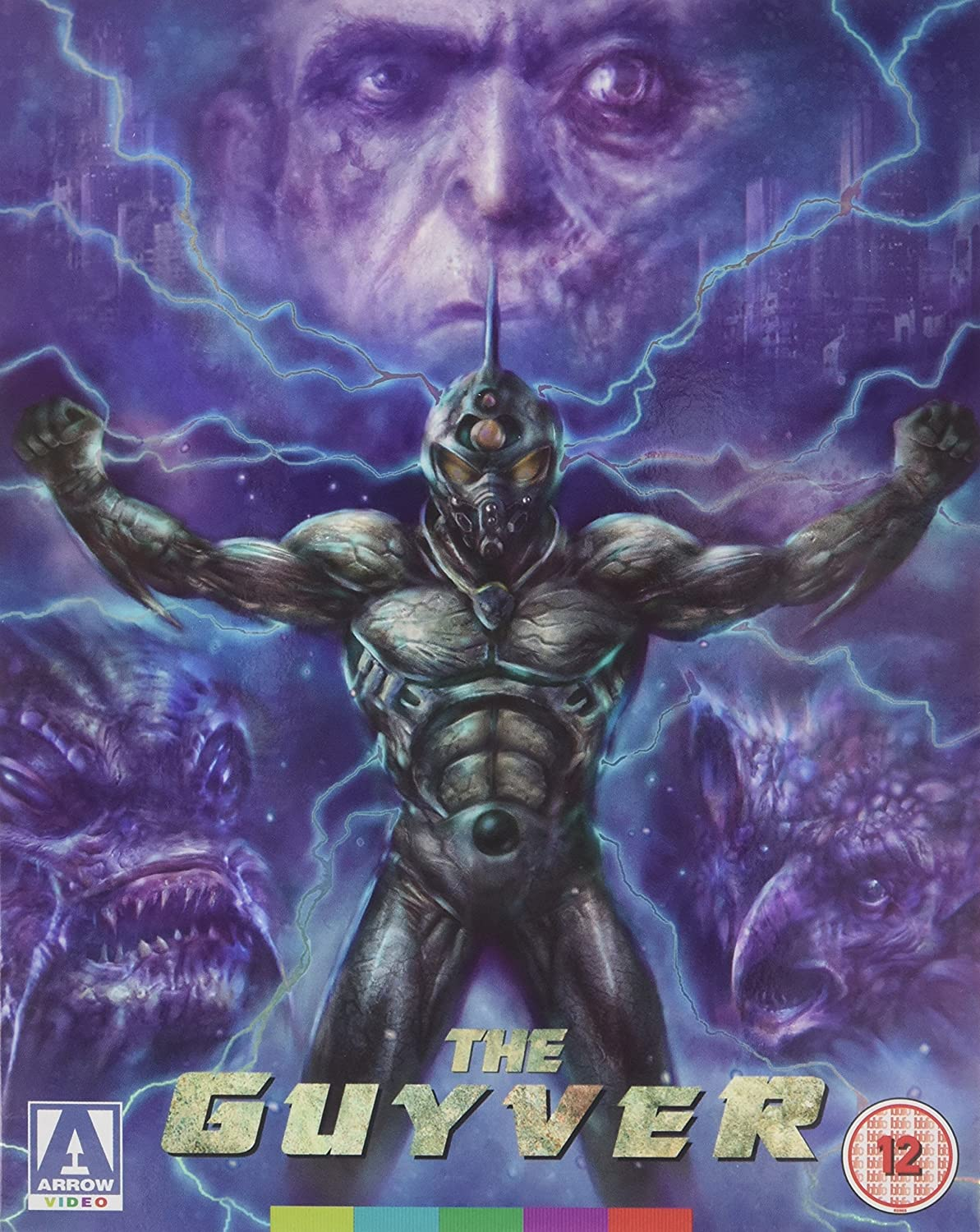 The Guyver [Reino Unido] [Blu-ray]: Amazon.es: Mark Hamill ...