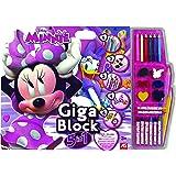 Minnie - 1023-62685 - Set de Coloriage Giga Block 5 en 1
