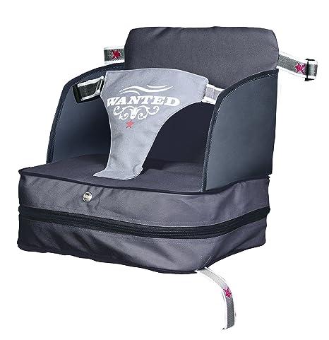 Roba - Asiento infantil hinchable, portátil, como asiento elevador ...