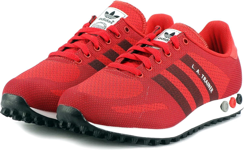 adidas la trainer weave rouge