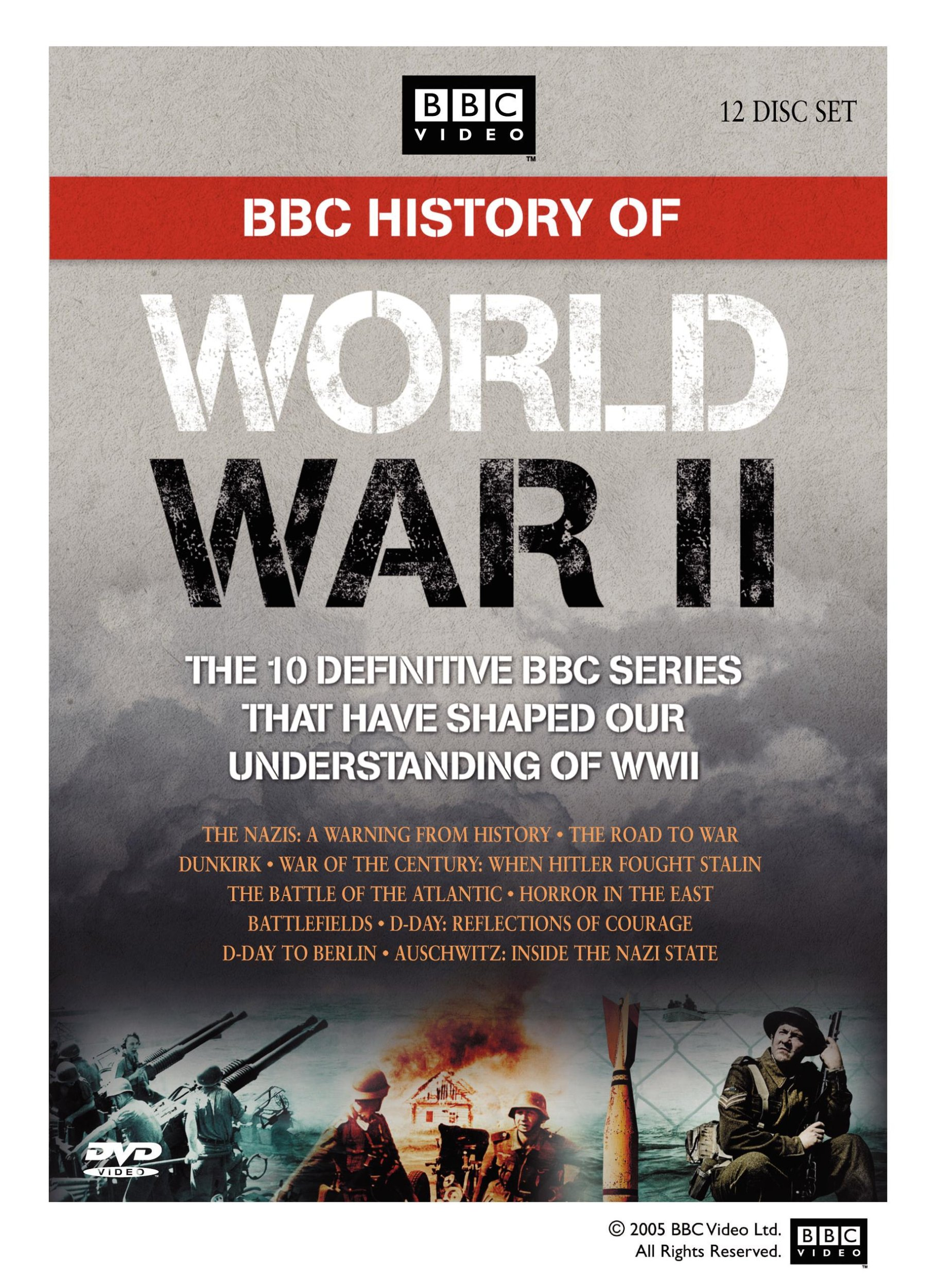 BBC History of World War II (Repackage) by PBS