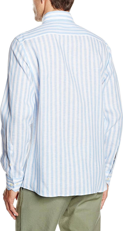 Mirto Capri Camisa, Azul, 2 para Hombre: Amazon.es: Ropa y accesorios