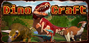 DinoCraft Survive & Craft from Survival, Explore and Craft Games LLC