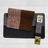 Tesar – Alfombra Magic Mat Clean, 2 componentes, Exclusiva, Entrada a casa, Pasillo, habitación, súper Absorbente para…