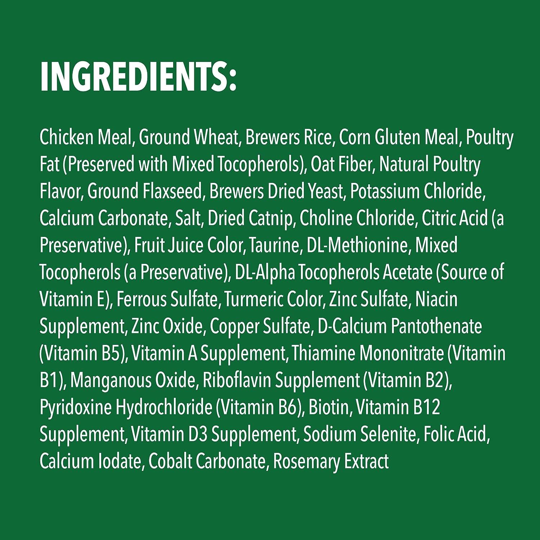 FELINE GREENIES Natural Dental Care Cat Treats Catnip Flavor, 21 oz. Tub : Pet Supplies