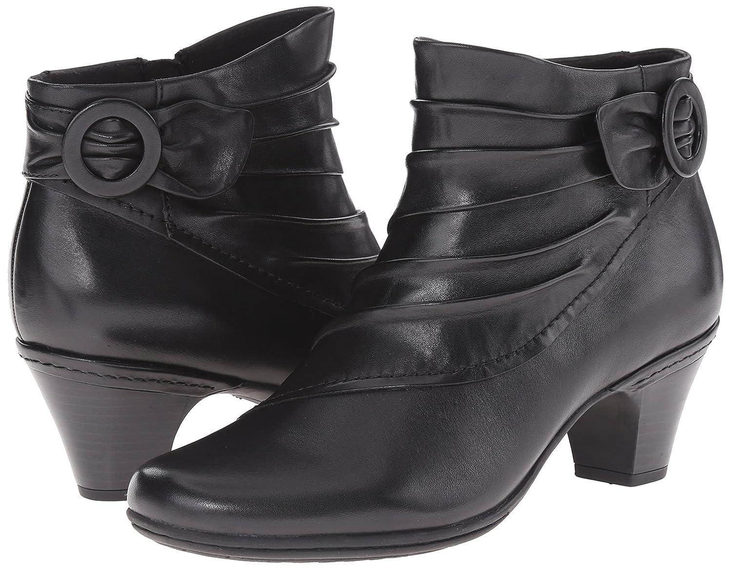 Cobb Hill Rockport Women's Sabrina Boot B00SK4FUZ8 11 B(M) US|Black