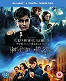 The Wizarding World 9 Film Collection [Blu-ray] [2017] [Region Free]