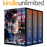 Barons of the Cinque Ports Trilogy: (The Complete Series)