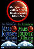 2 Book Bundle: Mars Journey: Call to Action: Books 2 and 3