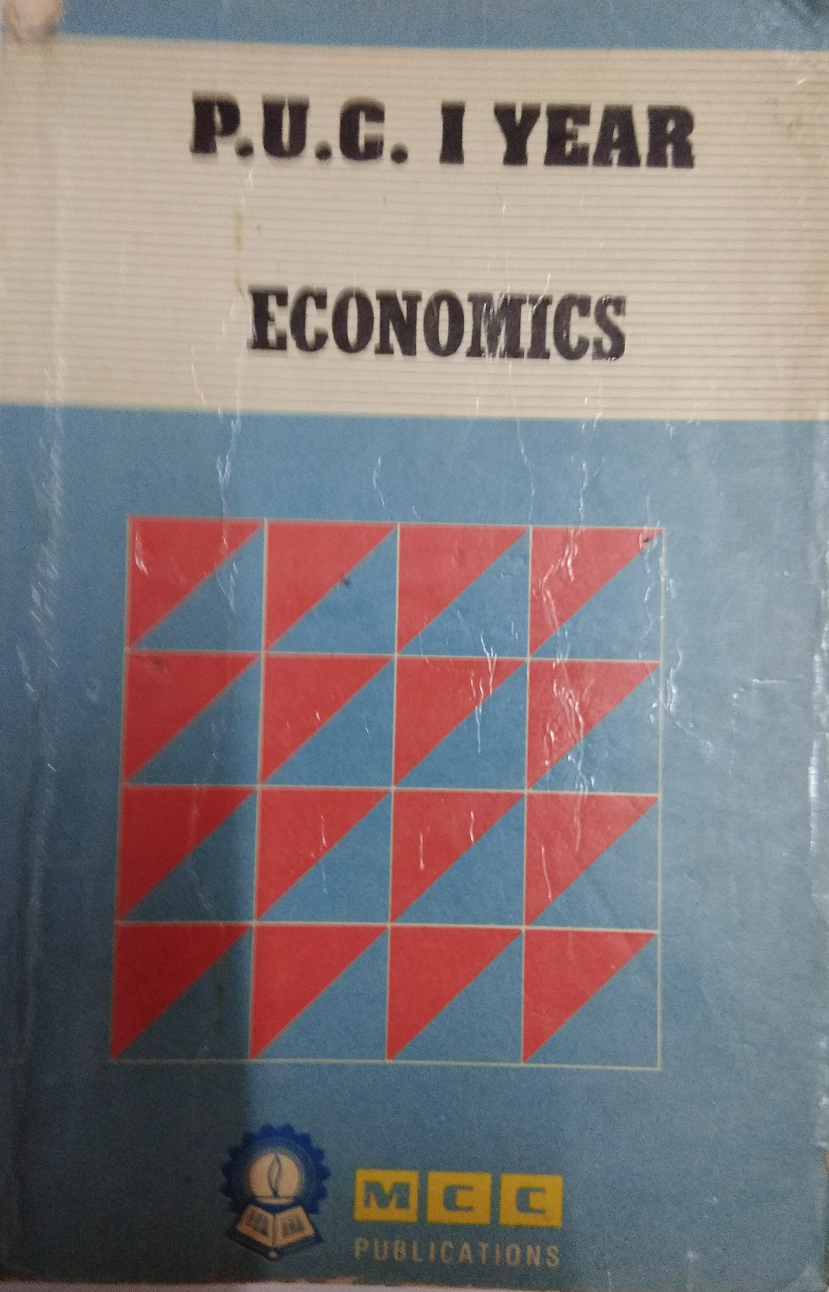 Amazon.in: Buy Economics - PUC 1st Year (Karnataka) -MCC Guide Book Online  at Low Prices in India | Economics - PUC 1st Year (Karnataka) -MCC Guide  Reviews ...