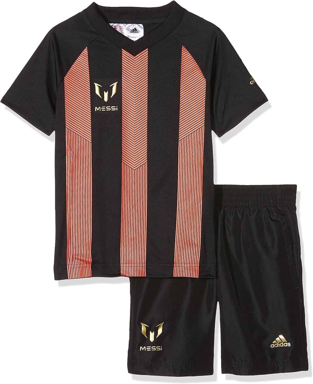 adidas LB Messi Conjunto Deportivo, Unisex niños: Amazon.es: Ropa ...