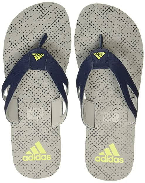 sale retailer outlet on sale get cheap Buy Adidas Men's Ozor M Steel/Conavy/Shosli Flip-Flops-11 UK/India ...