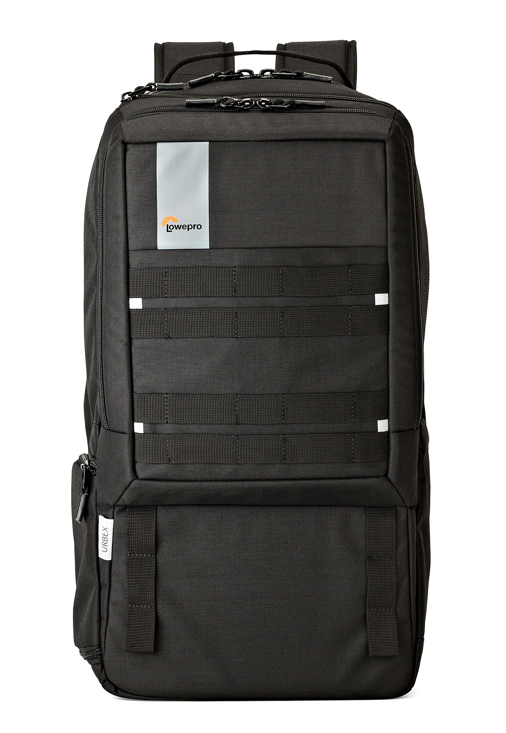 """Lowepro Urbex BP 28L Plus. Expandable Urban Computer Backpack for 15"""" Laptop and Accessories. (28 Litres. Black)"""