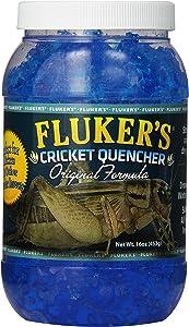 Fluker's 71204 Cricket Quencher Original Formula, 8oz