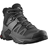 Salomon Men's X Ultra 4 Mid Wide GTX Hiking Shoe