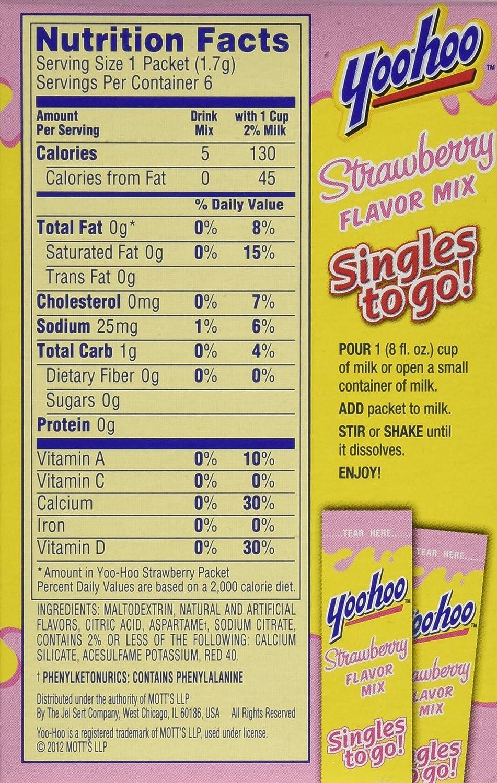 Yoohoo singles