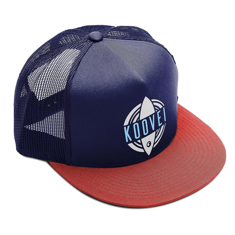81b91bacef3 Amazon.com: KOOVEI Men's Trucker Hat: Clothing